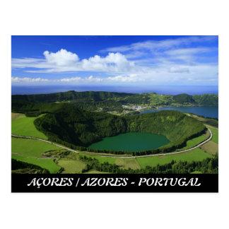Sete Cidades - Azores Postal