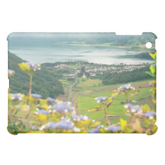 Sete Cidades crater Cover For The iPad Mini