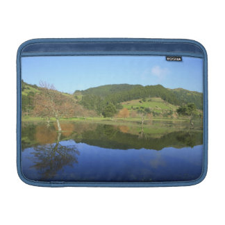 Sete Cidades lakes in Azores MacBook Sleeve