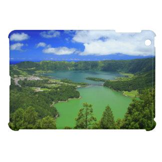 Sete Cidades lakes iPad Mini Covers