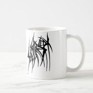 SETE STAR SEPT black logo mag cup
