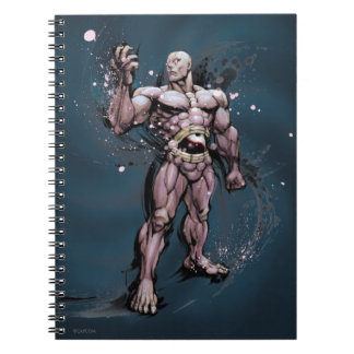 Seth Standing Spiral Note Book