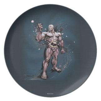 Seth Standing Dinner Plate