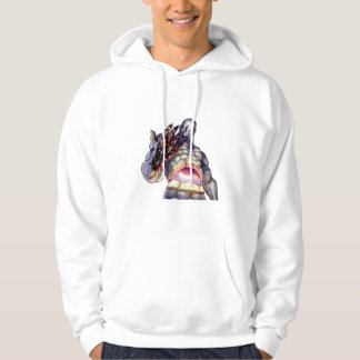 Seth With Blood on Hand Hoodie