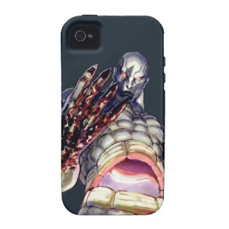 Seth With Blood on Hand Vibe iPhone 4 Cases