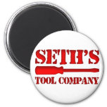 Seth's Tool Company Magnets