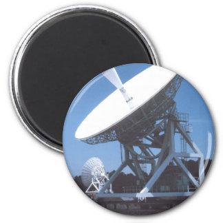 SETI Attenna 2 Inch Round Magnet