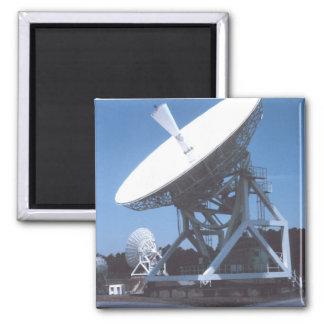 SETI Attenna 2 Inch Square Magnet
