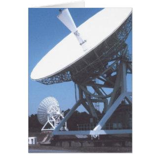 SETI Attenna Card