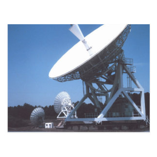 SETI Attenna Postcards