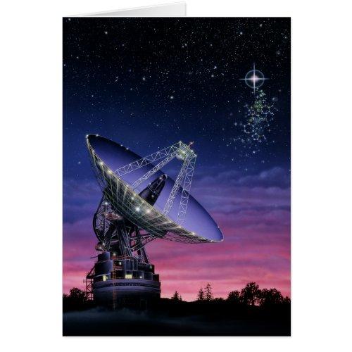 SETI Card card