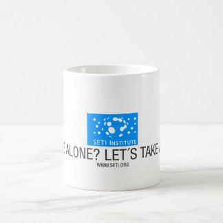 SETI Coffee Mug Cup/ Taza