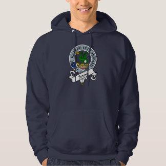 Seton Clan Badge Pullover