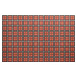 Seton clan Plaid Scottish tartan Fabric