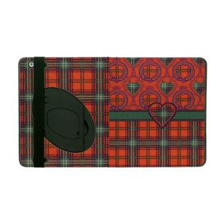 Seton clan Plaid Scottish tartan iPad Covers
