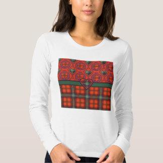 Seton clan Plaid Scottish tartan T Shirt