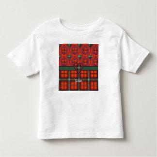 Seton clan Plaid Scottish tartan T-shirt