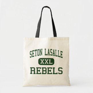 Seton Lasalle - Rebels - High - Pittsburgh Tote Bag