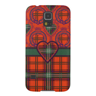 Seton Scottish clan tartan - Plaid Galaxy S5 Case