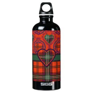 Seton Scottish tartan Water Bottle