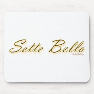 sette bello large - 16 inches wide copy mouse pad