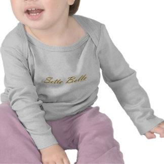 sette bello large - 16 inches wide copy t shirt