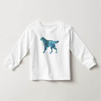 Setter art toddler t-shirt