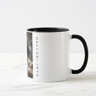 Setter Love Coffee Mug