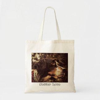 Setter Love Tote Bag