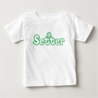 Setter Volleyball Baby T-Shirt