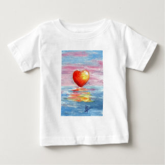 Setting Heart Infant T-shirt
