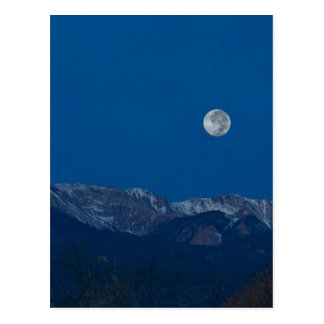 Setting Moon Postcards