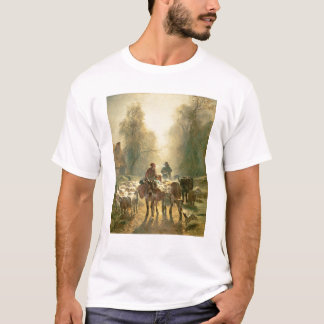 Setting off For Market T-Shirt