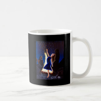 Setting on Fire Coffee Mug