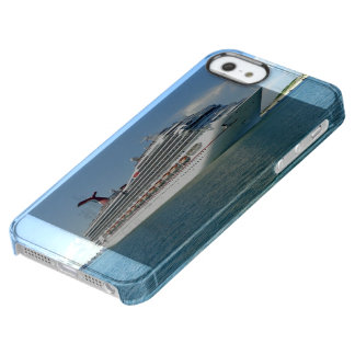 Setting Sail Clear iPhone SE/5/5s Case
