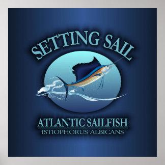 Setting Sail Print