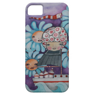Setting Sail with Gretchen iphone case iPhone 5/5S Covers