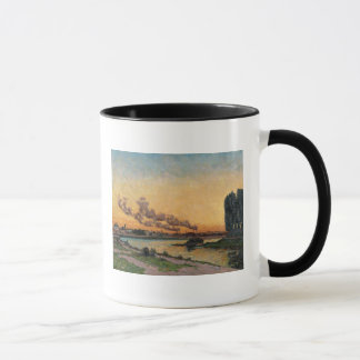 Setting Sun at Ivry, c.1872-73 Mug