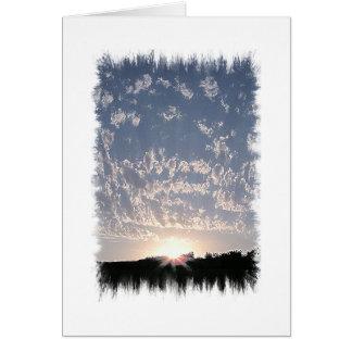 Setting Sun Notecard