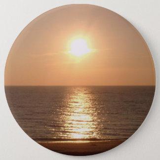 Setting Sun Pinback Button