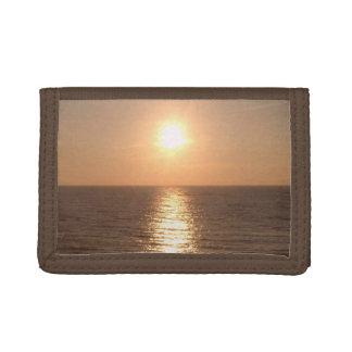 Setting Sun Tri-fold Wallets