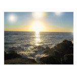 Setting Suns Post Card