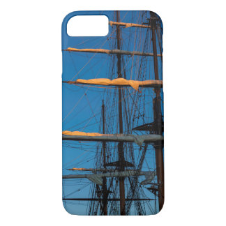 Setting Through The Masts iPhone 7 Case