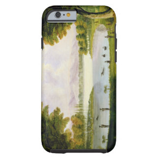 Setting up Camp of the Naval Survey Expedition, at Tough iPhone 6 Case