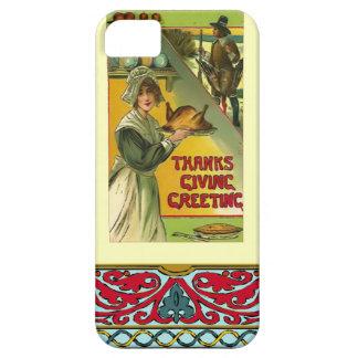 Settker and the roast turkey iPhone SE/5/5s case