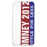 Settle de Romney para menos caso del iPhone