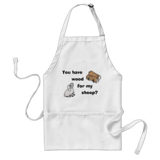 Settlers apron