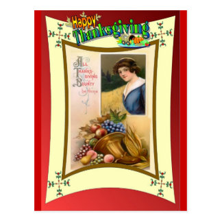 Settlers Christmas Postcards
