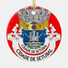 Setubal* Portugal Ornament / Setubal Ornament
