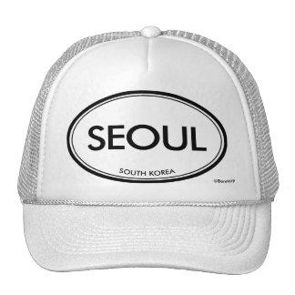 Seul, Corea del Sur Gorro De Camionero